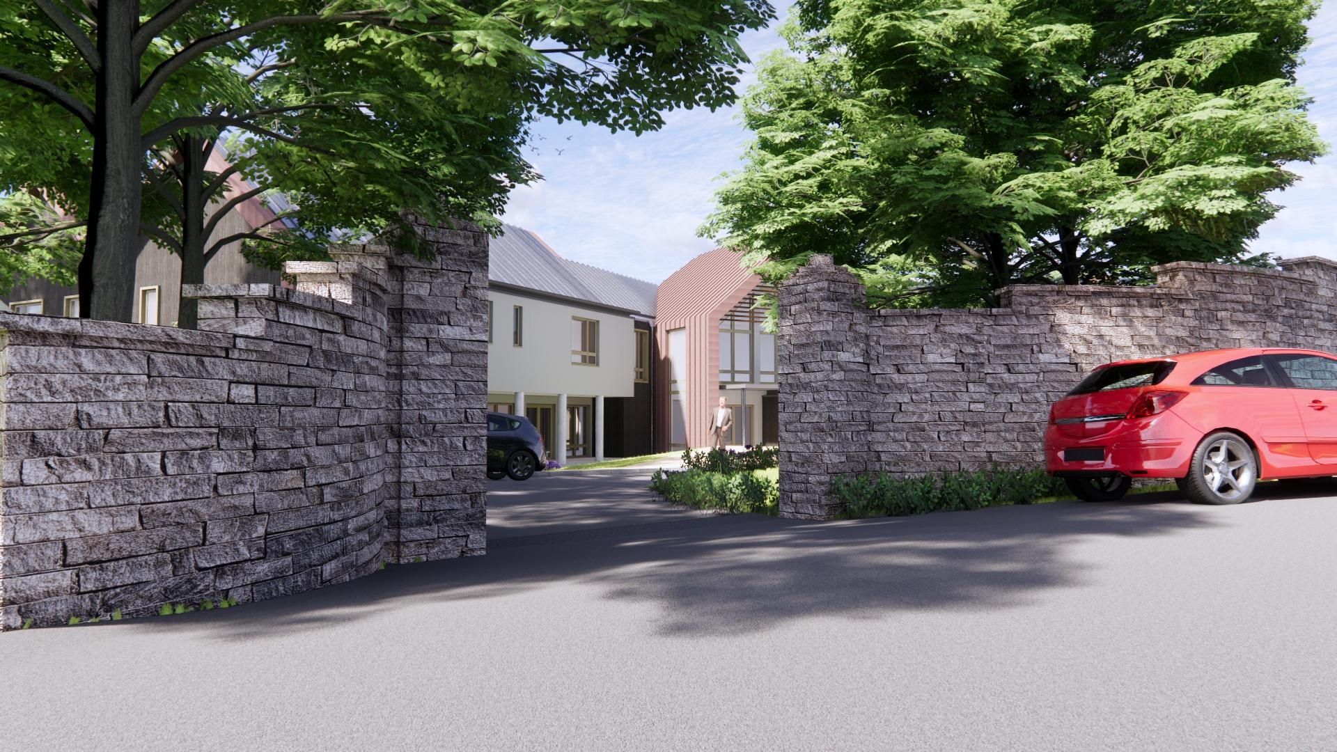 Harecombe Manor, Crowborough (A-795) - Image 1