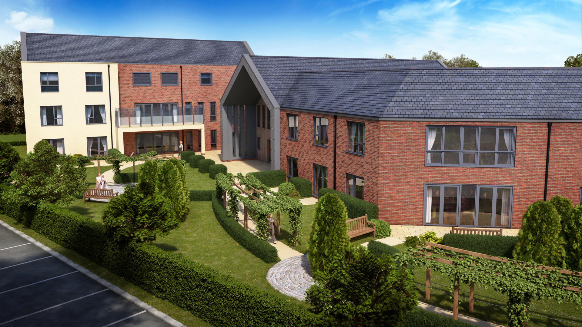 Parsons Grange Care Home, Shinfield (A-733) - Image 2