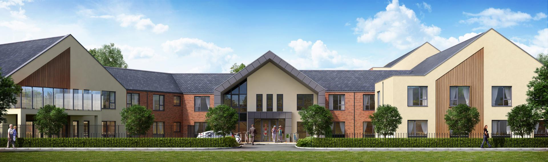 Parsons Grange Care Home, Shinfield (A-733) - Image 1