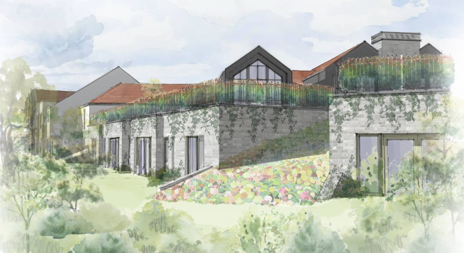 Carless + Adams Architects design in Kent