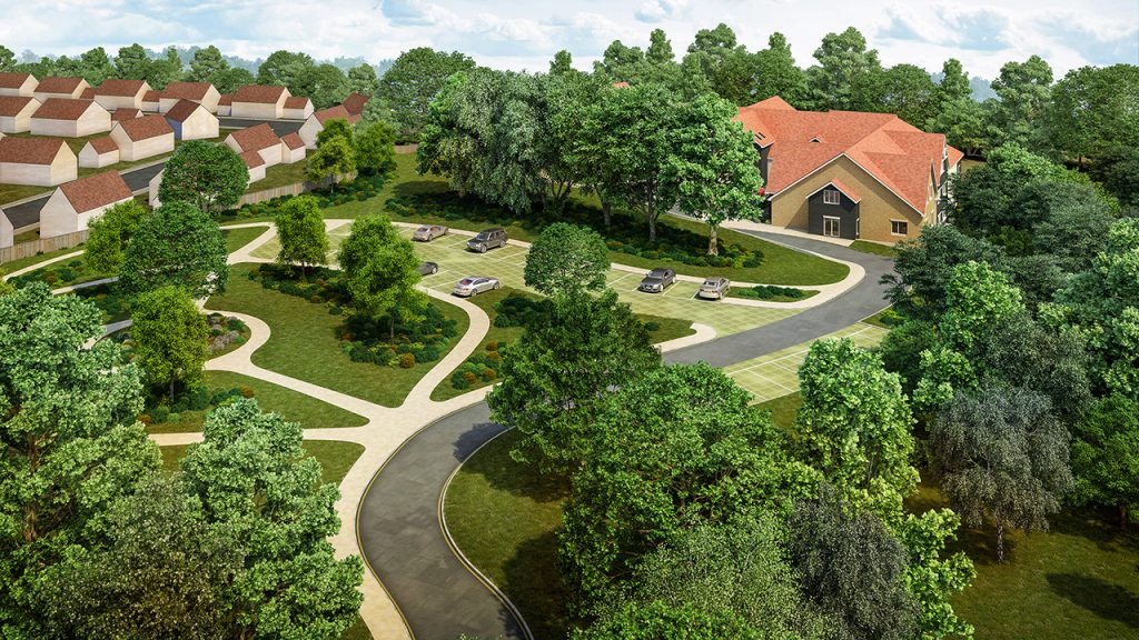 Carless + Adams Architects design at Southlands Sittingbourne