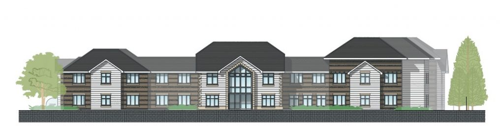 Carless + Adams design for Taymer Care Home