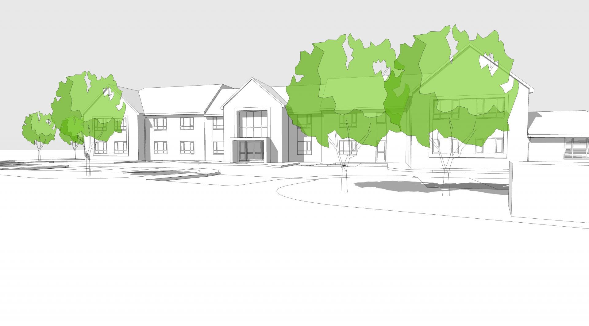 Carless + Adams Bishop Cleeve design