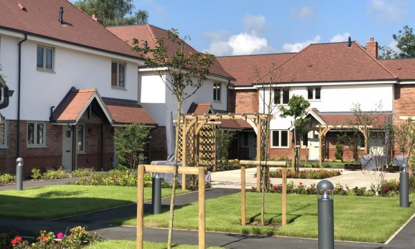 Carless + Adams architects at Eastcote Park
