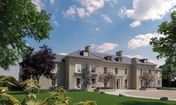 Hotel redevelopment for care home